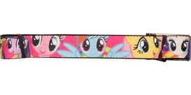 My Little Pony Characters Wide Mesh Belt