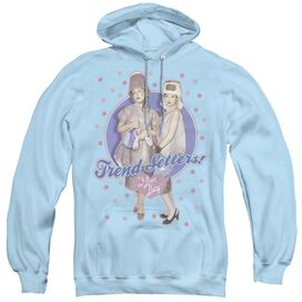 I LOVE LUCY TREND SETTERS - ADULT PULL-OVER HOODIE -
