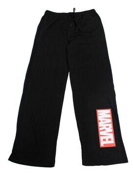 Marvel Letter Block Lounge Pants
