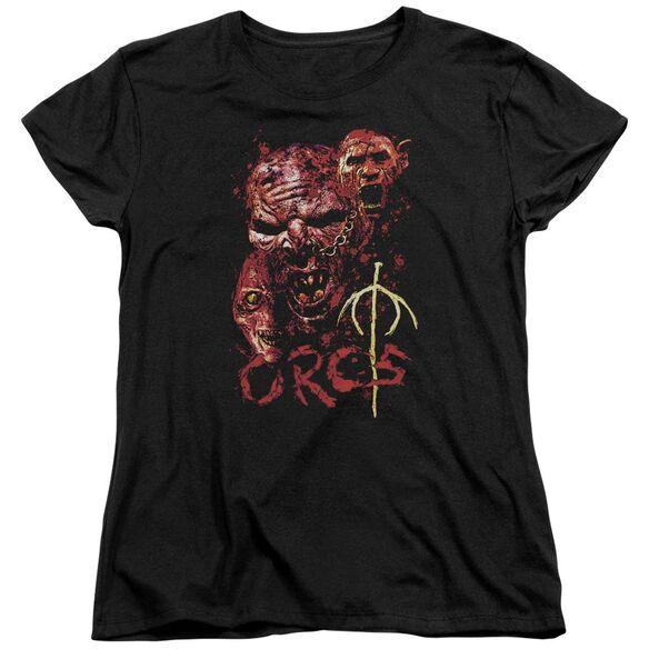 Lor Orcs Short Sleeve Womens Tee T-Shirt