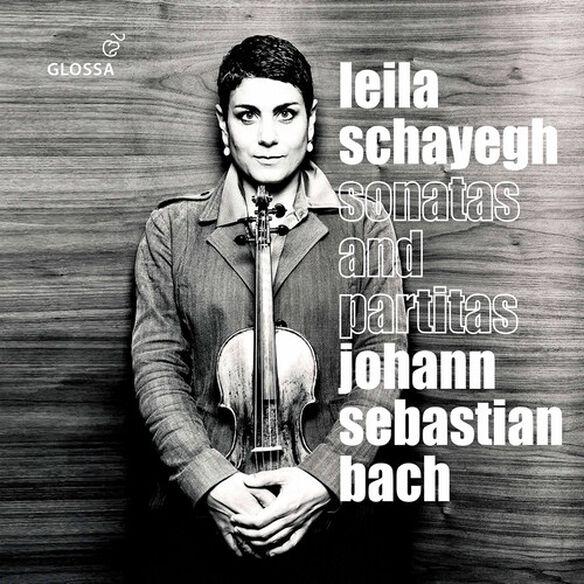 J.S. Bach / Schayegh - Sonatas & Partitas