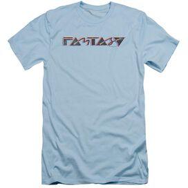 FANTASY FANTASY 80S - S/S ADULT 30/1 - LIGHT BLUE T-Shirt