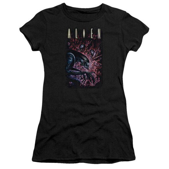 Alien Collection Premium Bella Junior Sheer Jersey