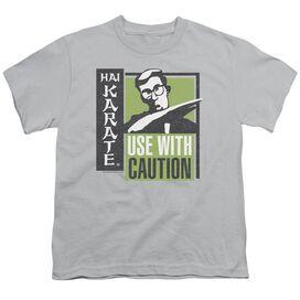 Hai Karate Karate Chop Short Sleeve Youth T-Shirt