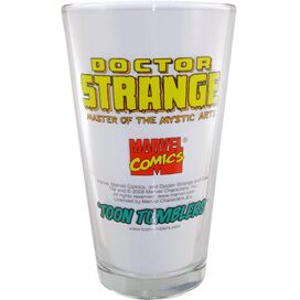Dr Strange Spell Glass