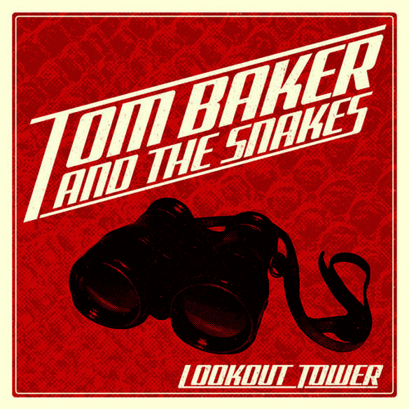 Tom Baker & Snakes - Lookout Tower