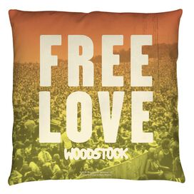 Woodstock Quoteable Throw