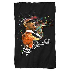 Ray Charles Soul Fleece Blanket