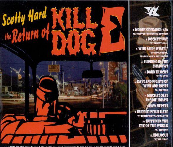 Return Of Kill Dog E 1199