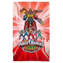 Power Rangers Dino Ranger Towel