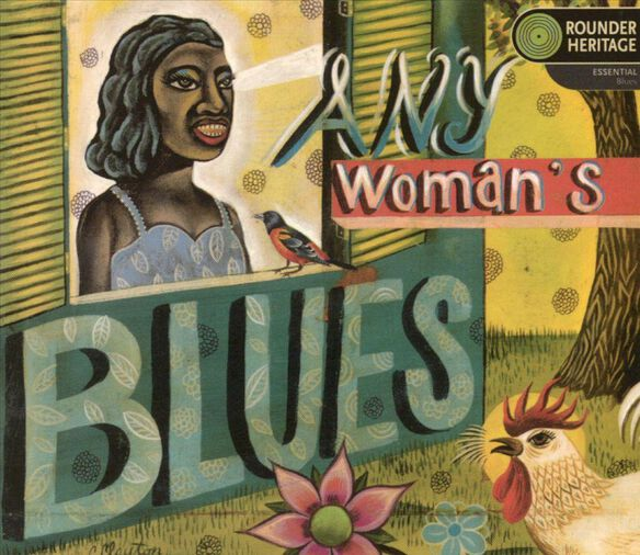 Any Women's Blues 0801