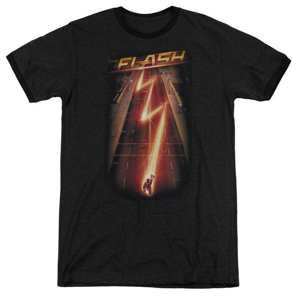 The Flash Flash Ave Adult Heather Ringer
