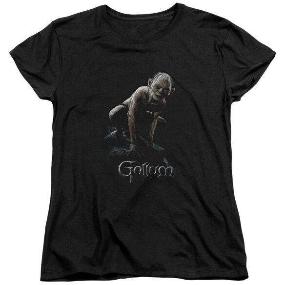 Lor Gollum Short Sleeve Womens Tee T-Shirt