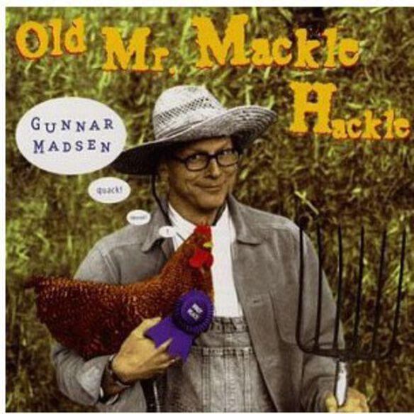 Gunnar Madsen - Old Mr MacKle Hackle