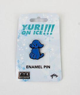 Yuri On Ice Enamel Pin