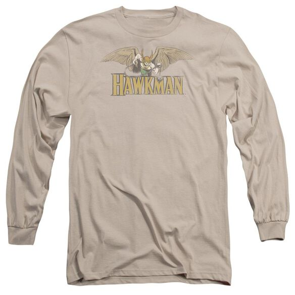 Dc Hawkman Long Sleeve Adult T-Shirt