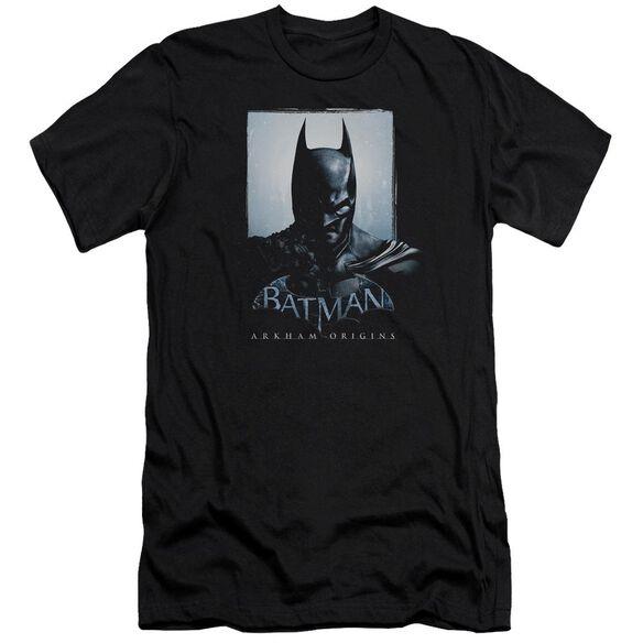Batman Arkham Origins Two Sides Short Sleeve Adult T-Shirt