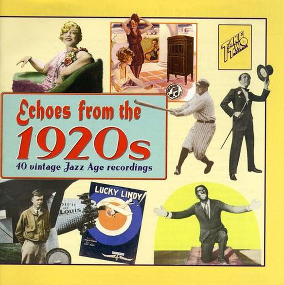 Echoes Of The 1920 S / Various