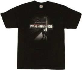Warehouse 13 Unknown T-Shirt