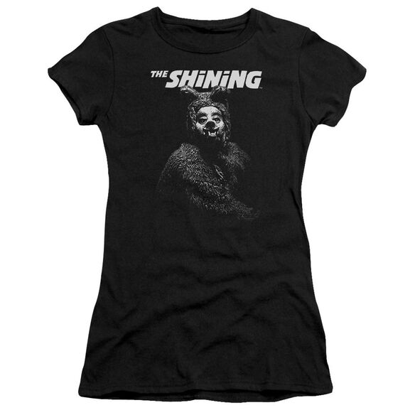 The Shining The Bear Hbo Short Sleeve Junior Sheer T-Shirt