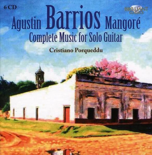 Complete Music For Solo Guitar (Box)