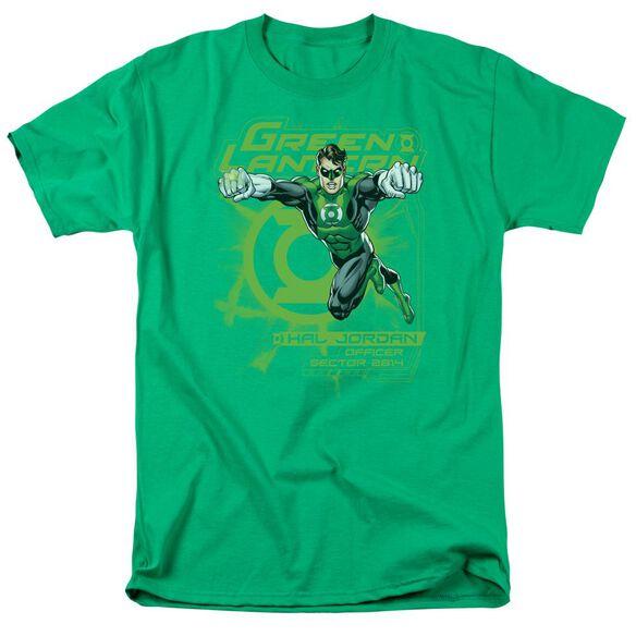 Lantern Sector 2814 Short Sleeve Adult Kelly T-Shirt