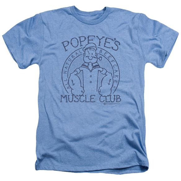 Popeye Muscle Club Adult Heather Light