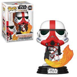Funko Pop!: Star Wars The Mandalorian - Incinerator Stormtrooper