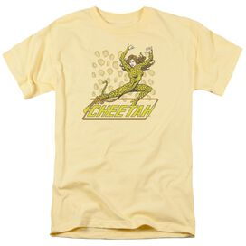 DC THE CHEETAH - S/S ADULT 18/1 - BANANA T-Shirt