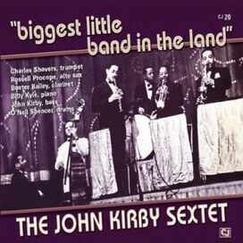 John Kirby - Biggest Little Band in the Land