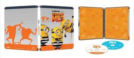 Despicable Me 3 [Blu-ray Steelbook]