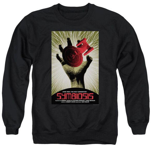 Star Trek Tng Season 1 Episode 22 Adult Crewneck Sweatshirt