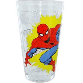 Spiderman Blast Pint Glass