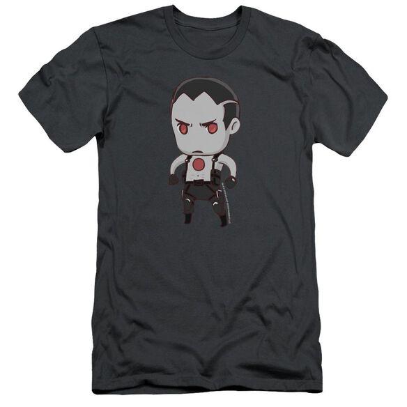 Bloodshot Chibi Short Sleeve Adult T-Shirt