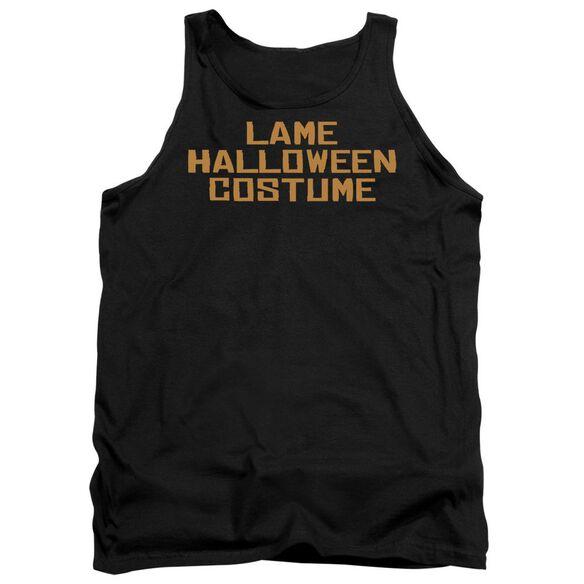 Lame Halloween Costume Adult Tank