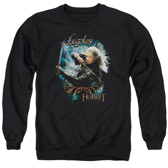 Hobbit Knives Adult Crewneck Sweatshirt
