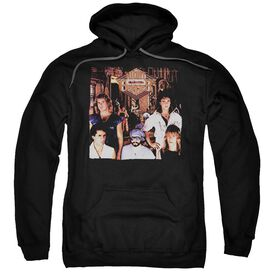 Night Ranger Midnight Madness Adult Pull Over Hoodie