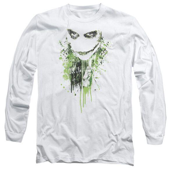 Dark Knight Engine Of Chaos Long Sleeve Adult T-Shirt