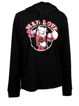 Harley Quinn Mad Love Women's Hoodie
