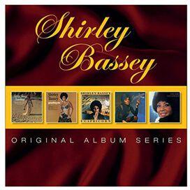 Shirley Bassey - Original Album Series