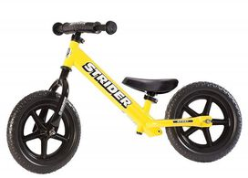 Strider - 12 Sport Balance Bike [Yellow], Ages 18 Months to 5 Years