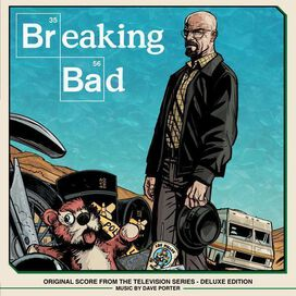 Dave Porter - Breaking Bad Original Score from the Television Series Deluxe Edition [Exclusive 4LP Vinyl Box Set]