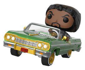 Funko Pop! Rides: Ice Cube [in 1964 Chevy Impala]