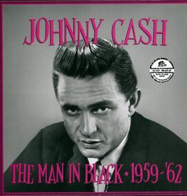 Johnny Cash - Man in Black: 1959-1962