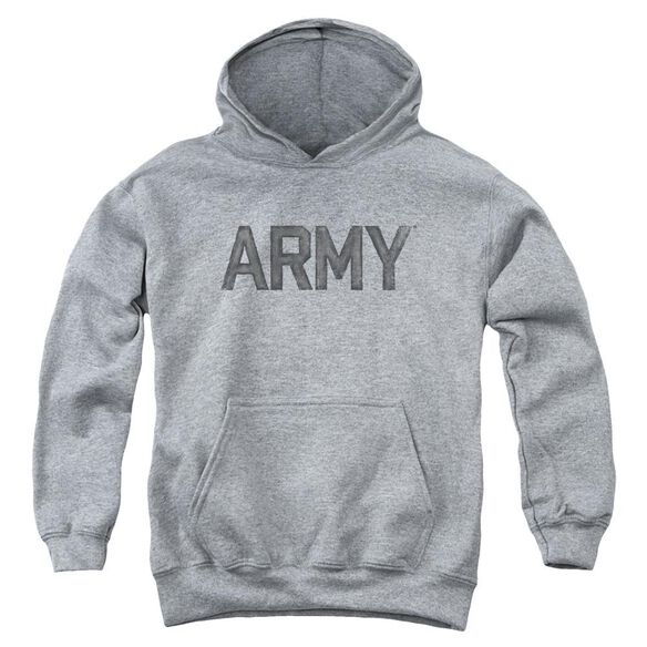 Army Star Youth Pull Over Hoodie