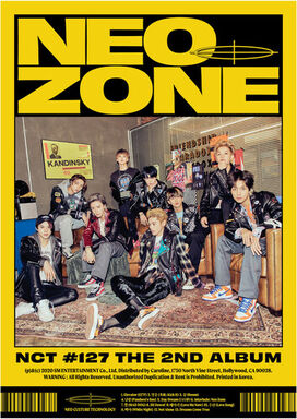 Nct 127 - The 2nd Album 'NCT #127 Neo Zone' [N Ver.]
