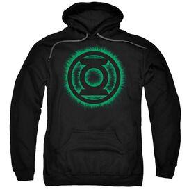 Green Lantern Green Flame Logo-adult
