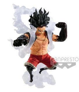 One Piece - King of the Artist Monkey D. Luffy PVC Figure [Gear Fourth: Snakeman]