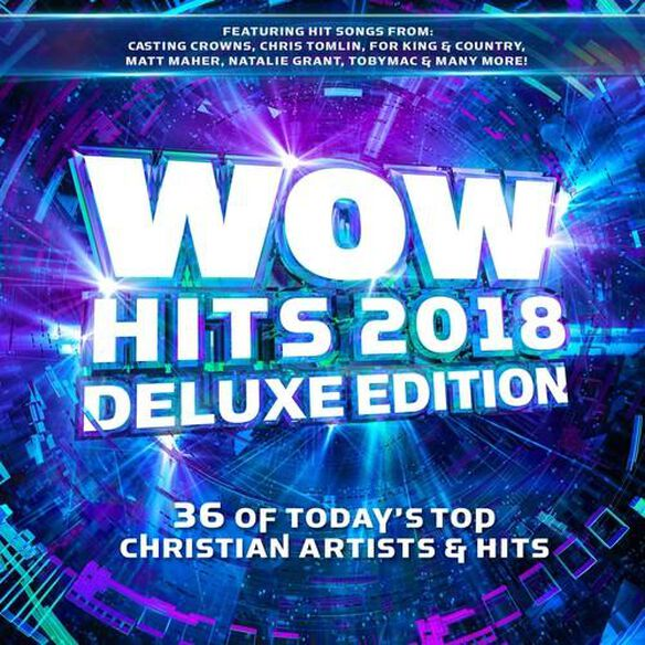 Wow Hits 2018 / Various (Dlx)