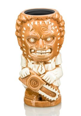 Texas Chainsaw Massacre Leatherface Geeki Tikis